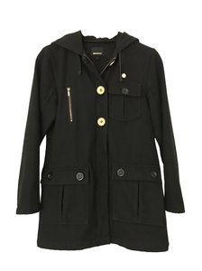 insight Wool Gold Hardware Pea Coat
