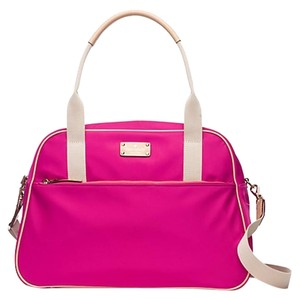 Kate Spade Kennedy Park New With Tags Sweetheart Pink Travel Bag