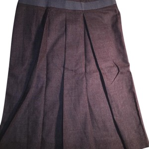 Fabiana Filippi Skirt heathered browb