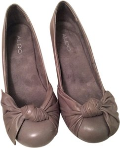 Aldo Grey Pumps