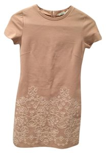 Urban Outfitters short dress Beige and Cream on Tradesy