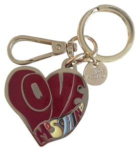 Love Moschino Love Moschino keychain/bag charm