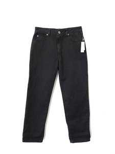 James Perse Boyfriend Pants Black