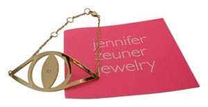 Jennifer Zeuner Jennifer Zeuner Evil Eye Diamond Bracelet