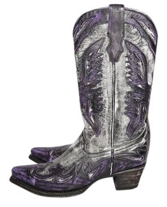 Corral Boots purple Boots