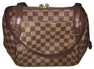 Louis Vuitton Belem MM Shoulder Bag