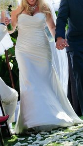 Amy Michelson Opening Night Wedding Dress