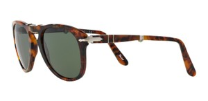 Persol Persol 714-S Sunglasses FOLDING 714S Caffe Brown POLARIZED 10858 / 54m