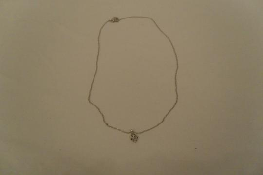 Other Mini Hamsa Sterling Silver Necklace