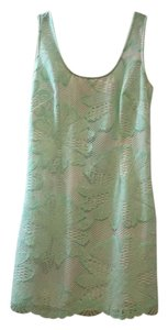 Lilly Pulitzer short dress Mint on Tradesy