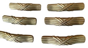 Keeler Brass Co. drawer pulls