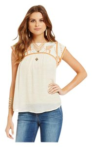 Other Thml Embroidered Boho Bohemian Tunic