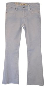 Gap Corduroy Winter Flare Pants Blue