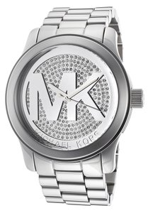 Michael Kors Michael Kors MK5544 Runway Crystal Dial Women Wrist Watch Dress
