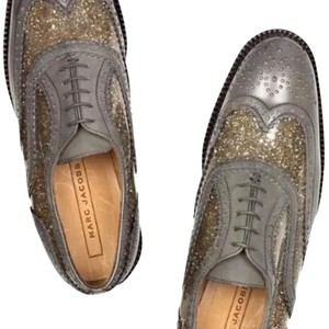 Marc Jacobs Gray Flats