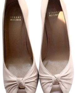 Stuart Weitzman Leather Specail Occassion Wedding Formal Wear Formal Pumps