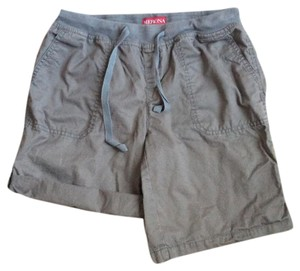 Merona Cuffed Shorts Dark taupe