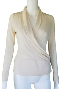 Ann Taylor Cross Over Lightweight Sweater