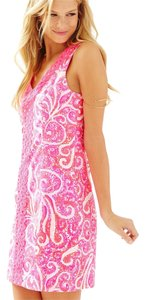 Lilly Pulitzer Shift Pink Dress