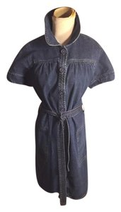 Marc by Marc Jacobs short dress Blue Denim on Tradesy