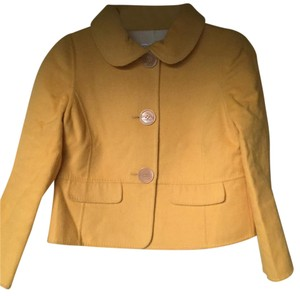 Oscar de la Renta Yellow Jacket