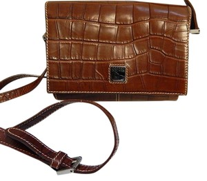 Dooney & Bourke Croc Cross Body Bag