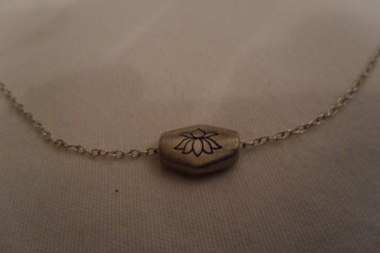 Other Lotus Sterling Silver Necklace