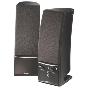 Insignia Insignia 2.0 Stereo Computer Speaker System (2-Piece) Black