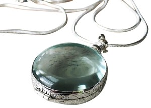 Emmyandellie Round Sterling Silver Locket