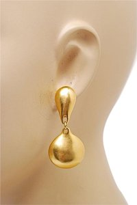 Robert Lee Morris ROBERT LEE MORRIS Gold Plated Drop Pierced Earrings