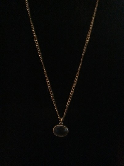 Other Blue pendent necklace