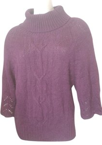 Fenn Wright Manson Turtleneck Crochet Sweater