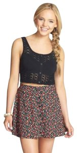 Lush Mini Skirt Multi