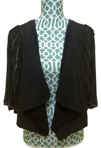 MM Couture Miss Me Top Black