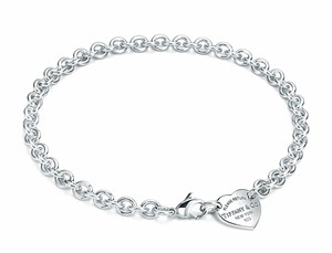Tiffany & Co. Tiffany & Co. Heart Tag Choker Necklace