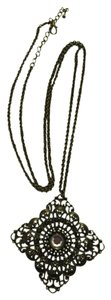 Charming Charlie Long Pendant Necklace