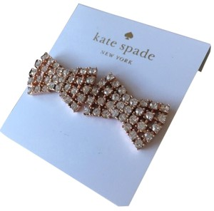 Kate Spade Sparkling Bow Earring