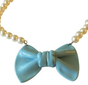 Adia Kibur Bowtie Necklace
