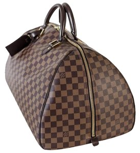 Louis Vuitton Ribera Gm Browns Travel Bag