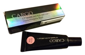 Cargo Cargo Cheek Activator Cheek Plumping Blush Rose Flush New in Box