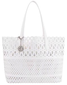 DKNY Tote in White