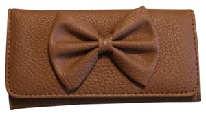 Rue 21 Rue 21 Brown Bow Wallet