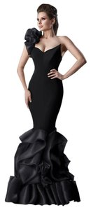 MNM Couture Evening Long Classy Ball Gown Party Dress