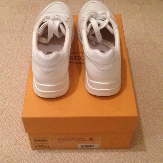 Tod's White Athletic