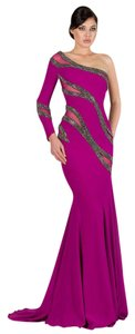 MNM Couture Evening Long Dress