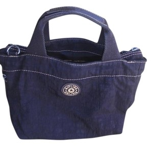 Kipling Kapling Small Purse Tote in black