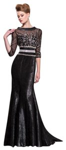MNM Couture Gown Ball Gown Evening Dress