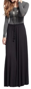 Calypso St. Barth Maxi Skirt black
