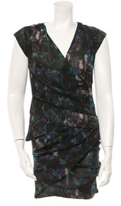 IRO short dress Multicolor on Tradesy