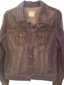 Old Navy Denim Trucker Like New Medium Denim Womens Jean Jacket
